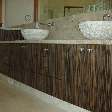 zebra wood bathroom cabinets tropical bathroom tropical bathroom hawaii tervola