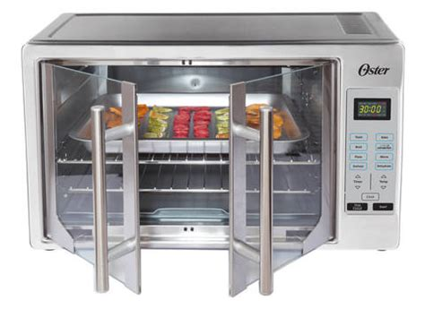Toaster Oven Pan Replacement Oster 174 Digital French Door Oven On Oster Com