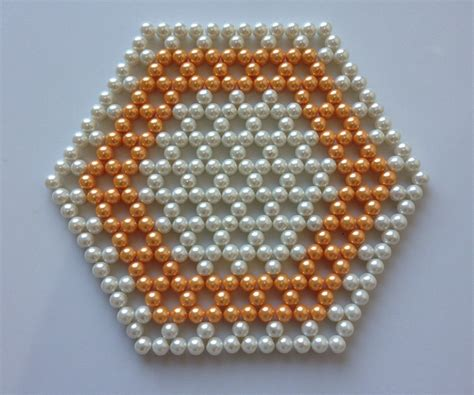 How To Make Table Mat by How To Make Beaded Table Mat Diy Table Mat All