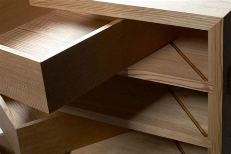 Stair Drawer System by Beautiful And Practical Stair Drawer System