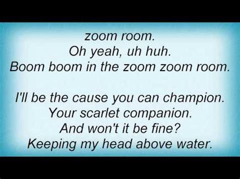 boom boom in the zoom zoom room blondie boom boom in the zoom zoom room k pop lyrics song