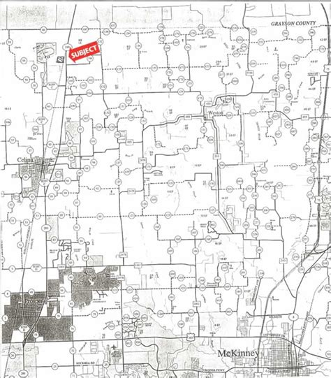 Collin County Tx Property Records 24 18 Acres In Collin County