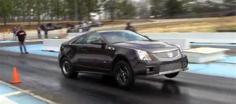 cadillac its cts v ditches its sophistication and go all for