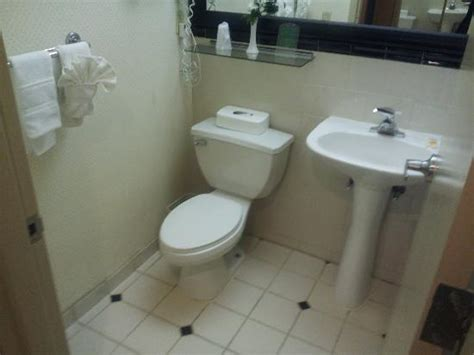 small bathroom countertops small bathroom no counter space picture of holiday inn