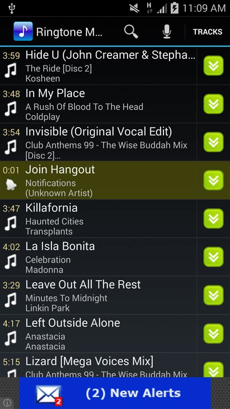 song ringtone set any song as a ringtone on an android phone how to