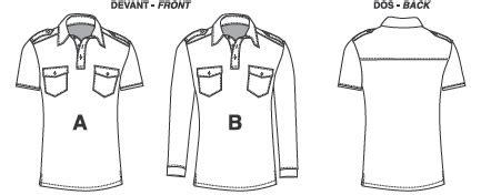 sewing pattern polo shirt jalie 3137 men s polo shirts