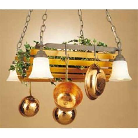 Hanging Pot Rack Light Fixture 15 Ideas Of Pot Rack With Lights Fixtures