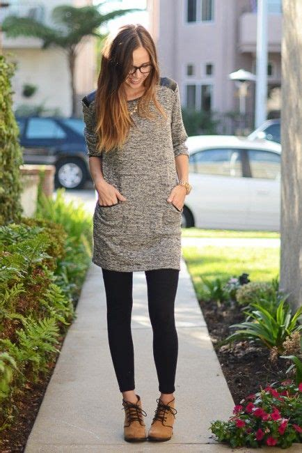 Tunic Shirtdress Or Supposed Wear Some With That by Tunics To Wear With Fmag