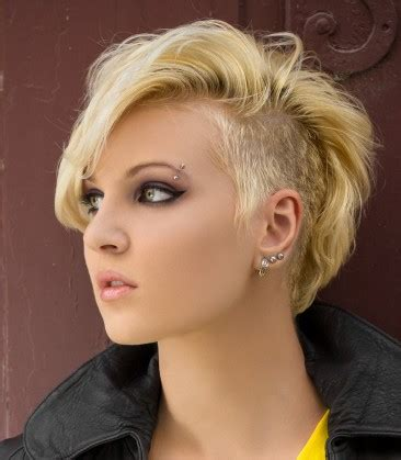 pixie cuts curly hair shaved aound neck and ears lionesse beauty bar brings you best hairstyles for