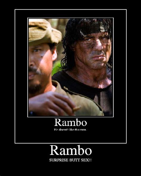 Rambo Meme - rambo picture ebaum s world