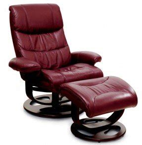 reclining leather chair with ottoman leather reclining chair and ottoman foter