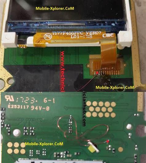 Lcd Nokia 105 Nokia 105 Ta 1010 Lcd Backlight Problem Jumper Tested Solution