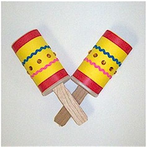 spain crafts for recycled maracas family crafts