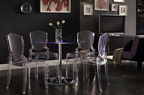 elysium led dining table top 10 best glass dining tables reviews in 2018