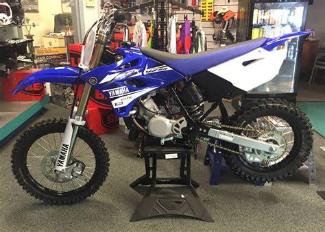 2017 Yamaha YZ85   Blue 2017 Yamaha Motocross MX Bike in