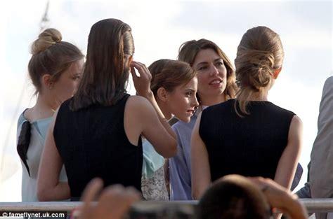emma watson french film cannes film festival 2013 emma watson wears her hair in a