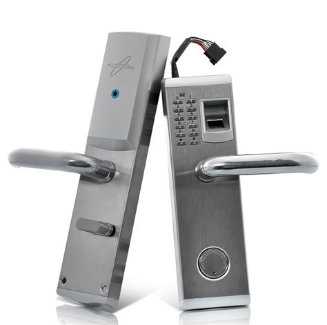 biometric fingerprint door lock quot aegis quot deadbolt right