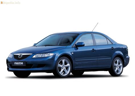 2002 mazda mazda 6 pictures information and specs