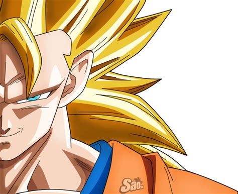 Goku Vegeta Ssj 3 goku ssj3 by saodvd on deviantart
