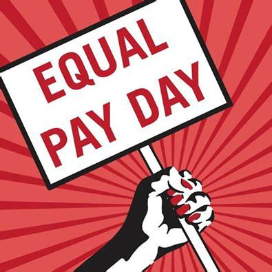 nyc equal pay day rally now nyc now nyc