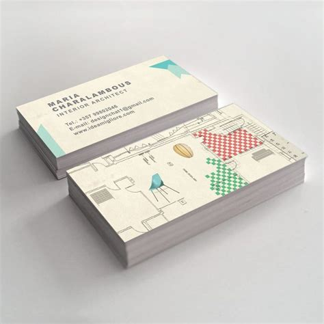 Business Cards For Interior Design Ideas
