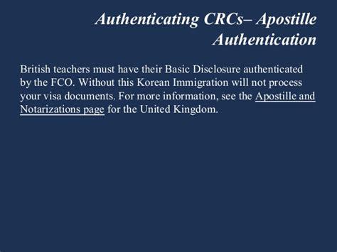 Criminal Record Check United Kingdom United Kingdom Criminal Record Check Teaching In South Korea