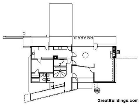 Gropius House Floor Plan Gallery Of Ad Classics Gropius House Walter Gropius 14