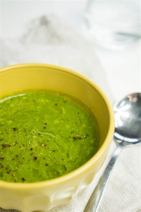 Spinach For Detox by Detox Spinach Soup