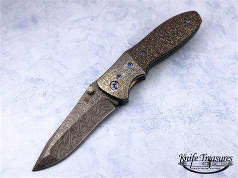 kirby lambert for sale custom knives made by kirby lambert for sale by knife