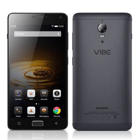 Lenovo Vibe P1 Turbo Lenovo Vibe P1 Turbo With 16 Mp Rear And 4900mah