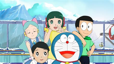 Dsdr16 Dress Doraemon And Friends 壁纸 哆啦a梦和他的朋友们 3840x2160 uhd 4k 高清壁纸 图片 照片