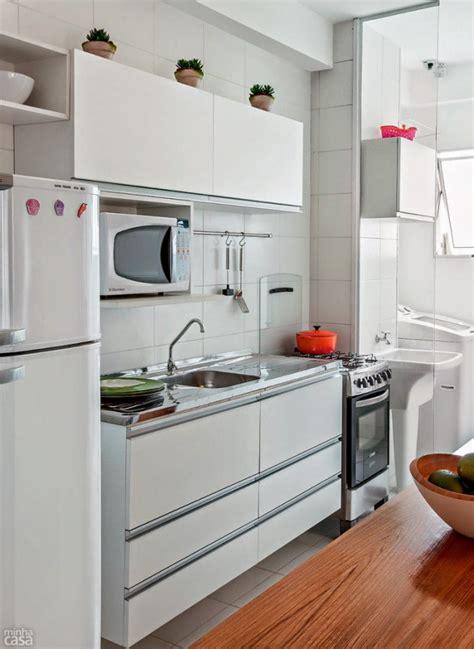 petit espace cuisine attrayant idee amenagement cuisine petit espace 10
