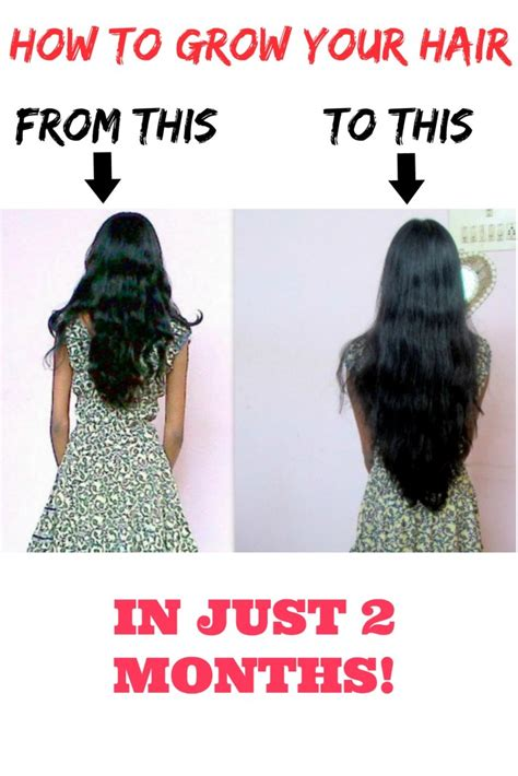how much does black hair grow in a year how to grow your hair faster