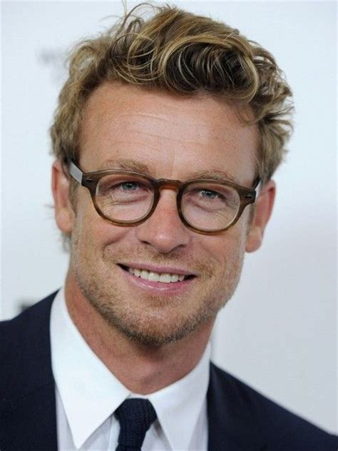 blond hair actor in the mentalist 25 best ideas about simon baker on pinterest patrick
