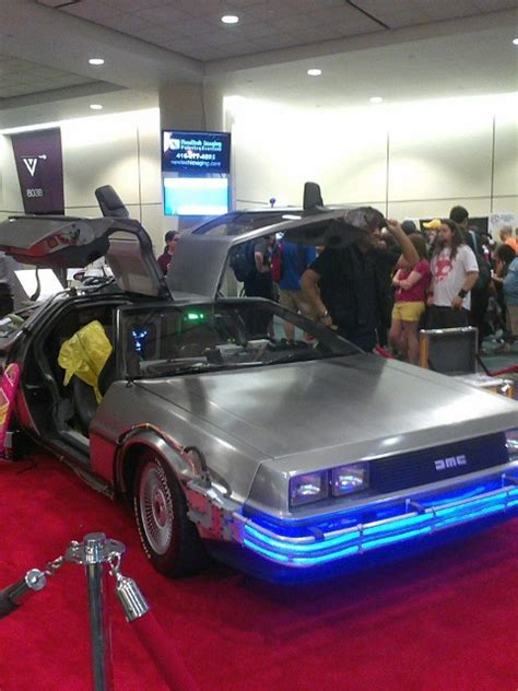 fan for backseat of car back to the future car inside ma