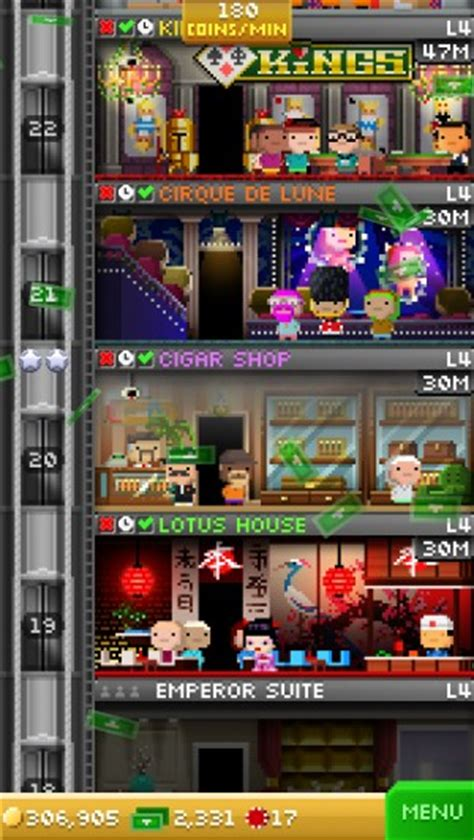 tiny tower vegas review toucharcade
