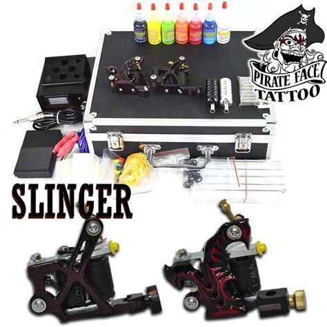 starter tattoo kits slinger basic 4 gun starter kit