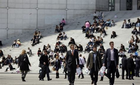 successful people leave work early world economic forum