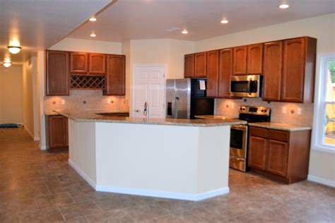 Cabinets And Countertops Kitchen With Cabinets And Granite Countertops Ak
