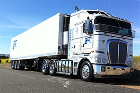 Adelaide Refrigerated Transport - farey transport trading driver australia