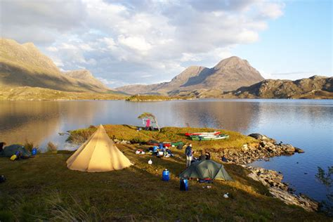 Find Scotland Canoeing West Highlands Wilderness Scotland Aito