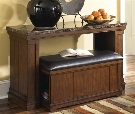 sofa table with storage sofa table with storage ottoman furniture stores chicago