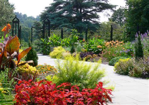 Flower Gardens In Pa Morris Arboretum Of The Of Pennsylvania Explore
