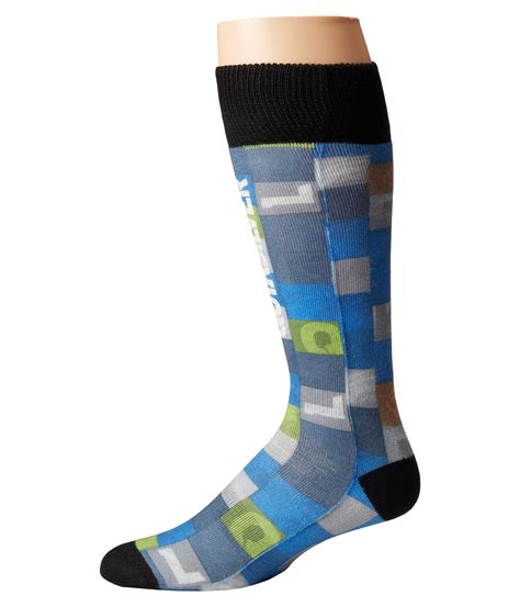 High Ride Quiksilver quiksilver socks toddler kid in blue lyst