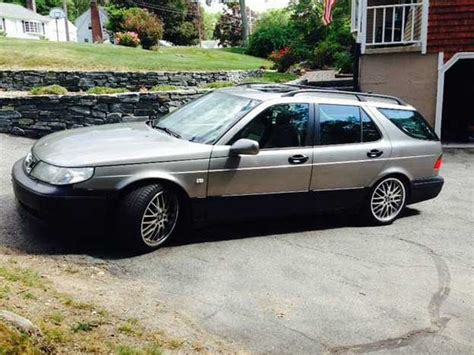 tuned saab 9 5 300hp for sale