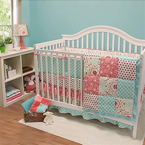 Bed Bath And Beyond Crib Bedding The Peanut Shell 174 Crib Bedding Collection Bed Bath Beyond