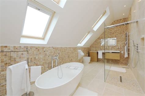 loft bathroom ideas the loft conversion hitting new heights