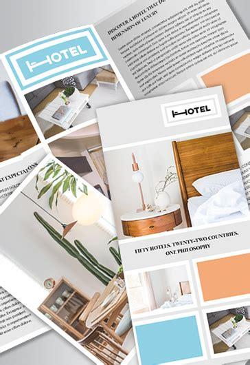Hotel Free Psd Tri Fold Psd Brochure Template By Elegantflyer Tri Fold Brochure Template Psd Free