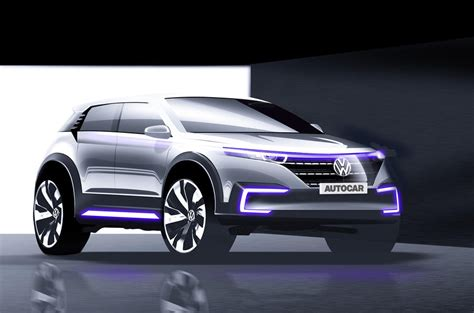Future Volkswagen Models by Volkswagen Id Hatchback To Be Precursor Of Future Electric