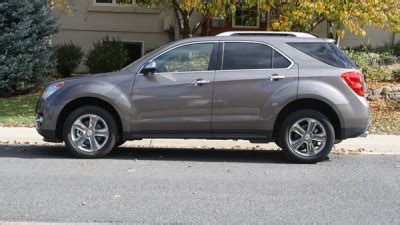 car review  chevrolet equinox chicago tribune